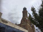 De Bartók concertzaal bevindt zich in de voormalige synagoge.