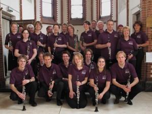 Groepsfoto Lignum in 2010