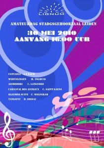 30 mei 2010 - Amateurdag Stadsgehoorzaal Leiden