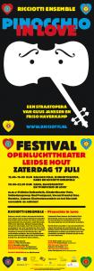Aankondiging Festival Openluchttheater