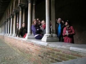 Bezoek Toulouse 2009