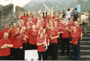 Lignum in China 1999
