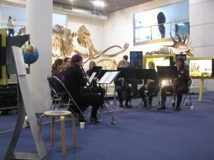 Muziek in het Museum 13-11-2010