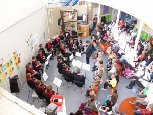 Lignum in montessorischool Passe Partout in Zoetermeer